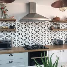 contour hexagon tiles