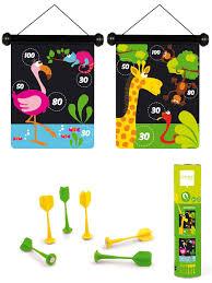 """Маленький детский магнитный <b>Дартс Scratch</b> """"Зоопарк"""" <b>Scratch</b> ..."""
