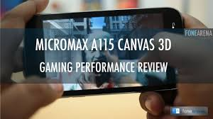 Micromax A115 Canvas 3D Gaming ...