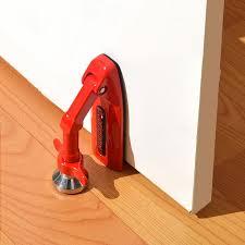 door stopper security Portable Door Lock Brace for Home Security and