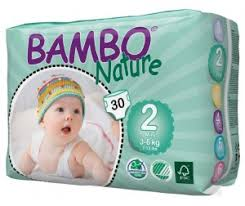 <b>Подгузники Bambo Nature</b>
