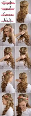 účesy Na Party Pro Dlouhé Vlasy