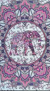 Hispter good vibes elephant