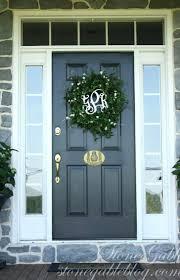 Front Doors: fresh best front door colour photo. Front Door Color ...