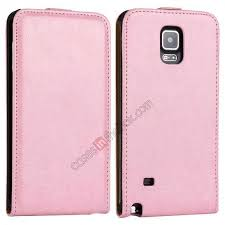 whole crazy horse vertical flip pu leather case cover for samsung galaxy note 4 n9100