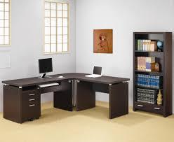 coaster skylar contemporary l shaped computer desk coaster fine furniture