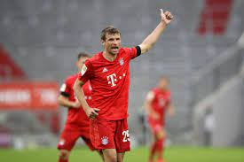 Bundesliga: Bayern Munich 5-2 Eintracht Frankfurt: Match Highlights