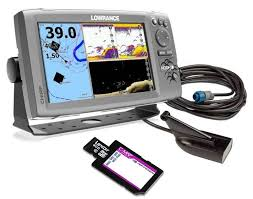 Lowrance Chart Card Lowrance Hook 9 Gps Chartplotter Chirp Sonar Fishfinder With Cmap Card
