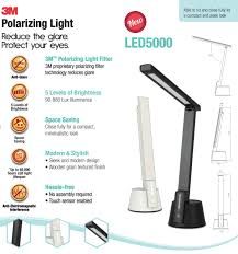 this new model from 3m ticks all the right boxes in our search for the ideal desk lamp