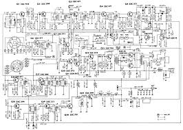 pace communications corp 123, 123a radio shack schematic diagrams at Radio Schematic Diagrams