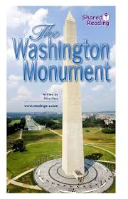 Image result for Washington Monument word