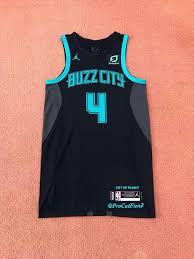 With teams set to play their 15th game, the shortened 2021 nhl season is about a quarter of the way through the 56 game schedule. Devonte Graham 2018 19 Charlotte Hornets Buzz City Game Issued Jersey Basketballjerseys