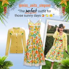 Incredible dresses ideas for sunny days Style Oranges And Lemons Dress 45 Joe Browns Uncategorised Archives Joes Blog