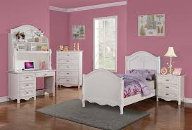 white girl bedroom furniture. Kids Full Size Bedroom Sets Assorted Color Bed Cover Models Together Pink Striped Covered Bedding Sheets White Green Study Desk Drawers And Racks Girl Furniture T