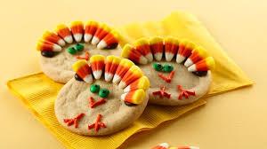 thanksgiving desserts turkey. Delighful Turkey Thanksgiving Turkey Cookies With Desserts C