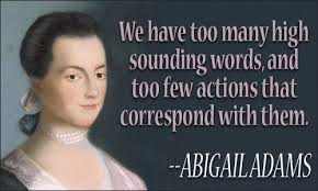 Abigail Adams Quotes