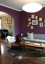 Small Picture 32 best Purple living room images on Pinterest Purple living