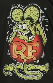 rat fink roth racer shirt cats like us