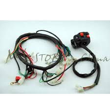 bike wiring harness change your idea wiring diagram design • engine ac wiring harness 150cc 250cc pit quad dirt bike pit bike wiring harness diagram pit