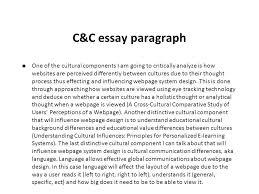 critical reflective essay system design   eex civilizations and cultures reflective essay  campc essay paragraph n