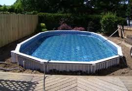 semi inground pool cost. Semi-In-Ground Pool Semi Inground Cost