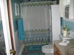 shower curtain blue green google search