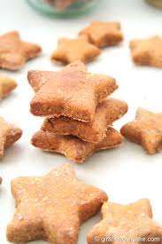 the easiest homemade dog treats ever simply mix roll and cut easy peasy and so much