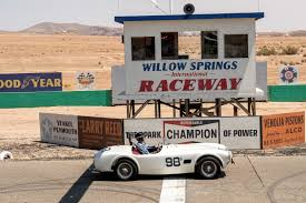 In Ford V Ferrari Famed Le Mans Racetrack Came To Life In Agua Dulce Los Angeles Times