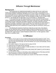 lab report osmosis best essay writer lab report osmosis