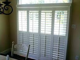 plantation shutters for sliding glass doors shutters for sliding patio doors plantation shutters sliding glass doors