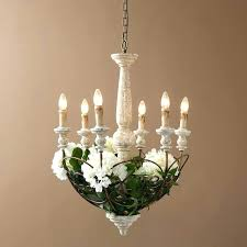 country style chandelier french