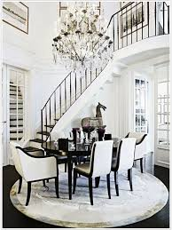 bring it home vogue living australia crystal chandelier interior design living room dining room decor