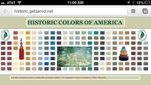 Miller Paint Historic Colors In 2019 House Colors Paint