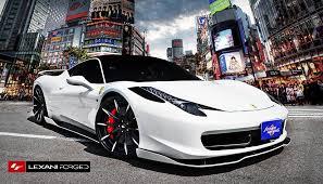 ferrari 2013 black. the 2013 ferrari 458 with blackwhite lz101 rims black