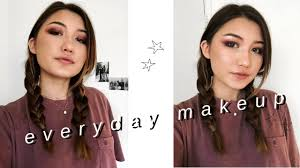 my everyday makeup routine aka the daily glo up