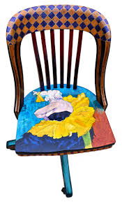 funky office chairs. Clowness Office Chair By Oneoffsart Funky Chairs F