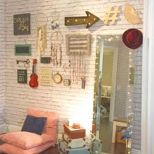 Small Picture 30 White Brick Wall Interior Designs Home Designs Design