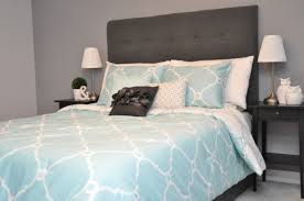 tiffany blue bed set