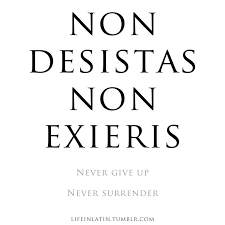 Latin Motivational Quotes