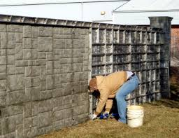 Perfect Vinyl Privacy Fence Ideas Panels With Intended Inspiration