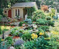 Small Picture 119 best Cottage Gardens images on Pinterest Gardens English