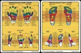 Free Foot And Hand Reflexology Chart Free Printable Reflexology Charts Rs Reflexology Chart