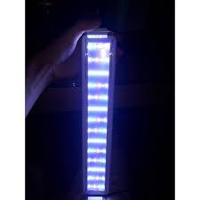 Mã PETMS09 hoàn 8% đơn 199K] Đèn led bể thủy sinh siêu sáng 6 dãy led - Đèn  led bể cá cảnh chính hãng 115,000đ