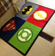 superhero rug my new rug for my comic book room superhero rugby team superhero rug