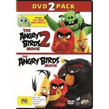 Angry Birds - 2 Movie Collection