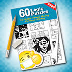 60 Logic <b>Puzzles</b> to Keep from Going Corona-<b>Crazy</b>