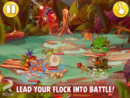 Game nhập vai Angry Birds Epic chính thức có mặt trên Android, iOS và Windows  Phone