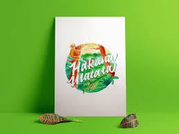 <b>Hakuna Matata</b> by Kevin Pratama on Dribbble