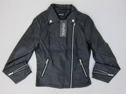 boohoo women s torah vegan leather biker jacket