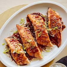 Salmon Sous Vide Chart Sous Vide Salmon Teriyaki